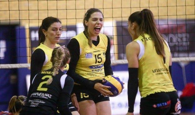Φουλάρουν για το διπλό στην Καλαμάτα τα κορίτσια της ΑΕΚ στο βόλεϊ (18:00, LIVE enwsi.gr)