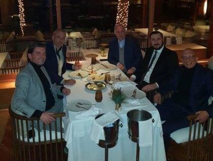 Δείπνο από την ΑΕΚ στην Άλμερε Σίτι