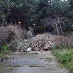 Σκουπιδαριό έγινε το Άλσος της Νέας Φιλαδέλφειας (ΦΩΤΟ)