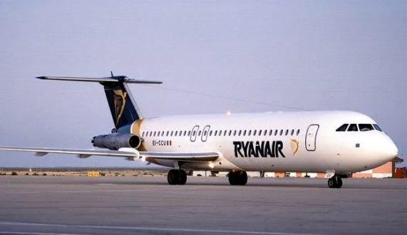 Διακόπτει τη σύνδεση Θεσσαλονίκης-Αθήνας η Ryanair από Απρίλη