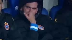 Ξέσπασε σε κλάματα ο Λέο Μπαπτιστάο λόγω αποδοκιμασιών οπαδών της Εσπανιόλ (VIDEO)