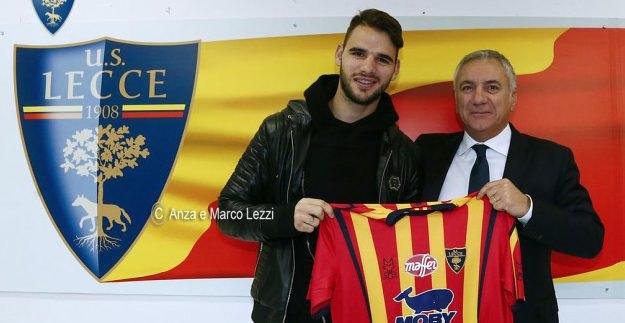 Ταχτσίδης: «Είχα προτάσεις από ομάδες της Serie A, αλλά προτίμησα τη Λέτσε»