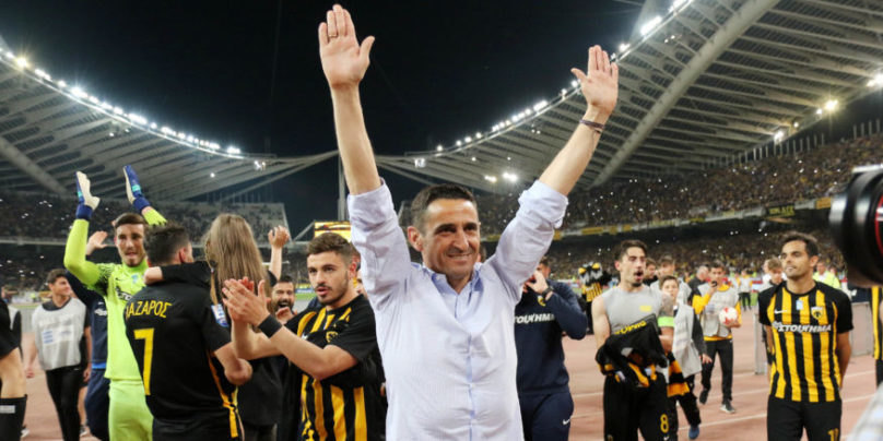 34dbeea6d61 Νέος προπονητής της ΑΕΚ ο Χιμένεθ-Συμφωνία για 1.5 χρόνο! – Enwsi.gr