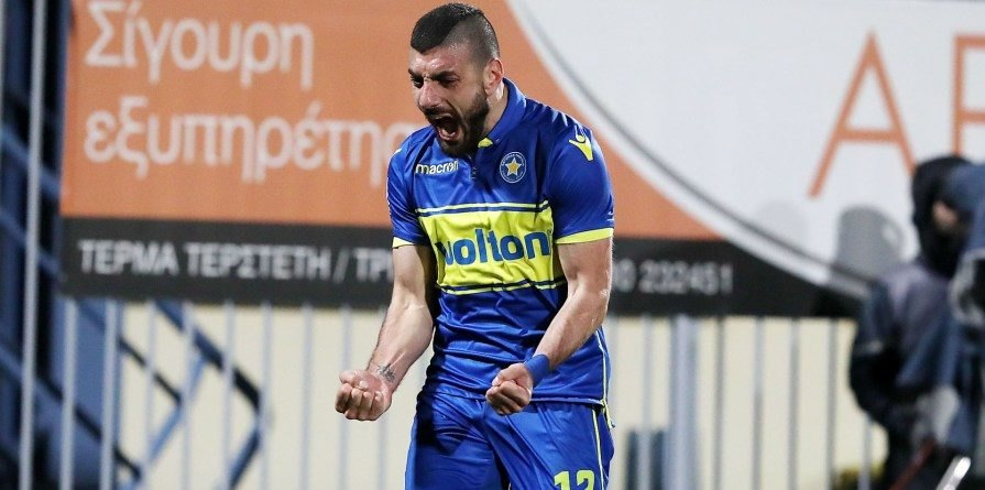 Αραβίδης: «Μακάρι να παίξουμε με την ΑΕΚ»