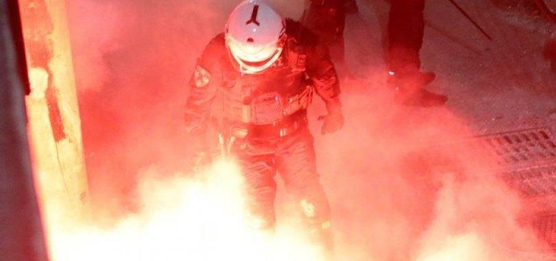 Επίθεση σε σύνδεσμο του ΠΑΟΚ στην Πάτρα