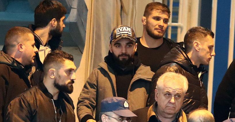 Γ. Σαββίδης: «Ευχαριστώ την ΑΕΚ για τη φιλοξενία – Μεγάλο ψέμα ότι δεχθήκαμε επίθεση»
