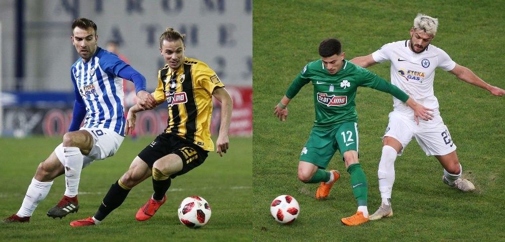 Προχωρά για Μπουσούλατζιτς η ΑΕΚ, «βλέπει» και τον Σάκιτς!