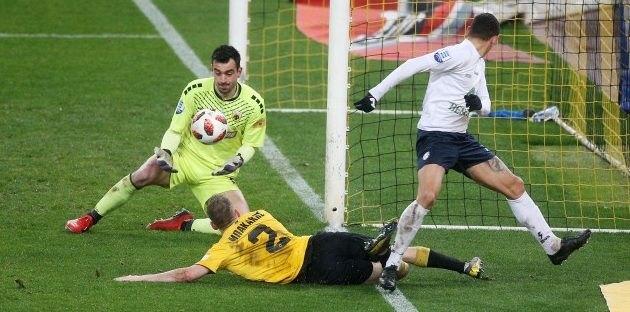 Τσιντώντας: «Όταν δεν καθαρίζεις το ματς, ο αντίπαλος θα βρει τρόπο να σου κάνει φάσεις»
