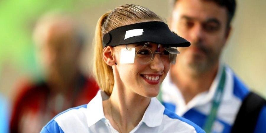 Ασημένιο μετάλλιο για την Κορακάκη στο Ευρωπαϊκό πρωτάθλημα