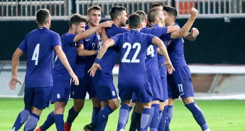 Τεράστια νίκη της Εθνικής Νέων μέσα στην Αγγλία - Ασίστ ο Μπότος