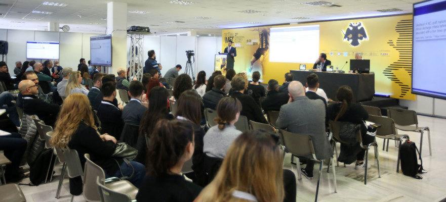 Εικόνες από το 2ο Ιατρικό Συνέδριο της ΑΕΚ