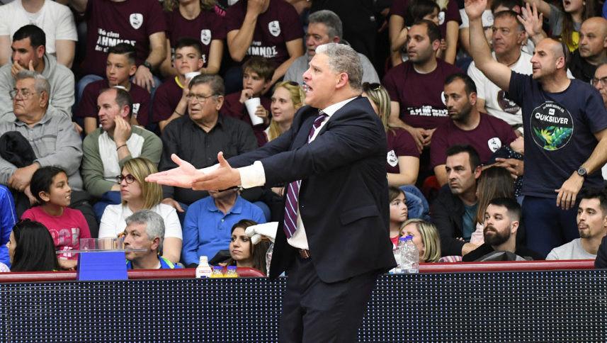 Μανωλόπουλος: «Η ΑΕΚ έχει δείξει πως είναι πολύ καλή ομάδα»