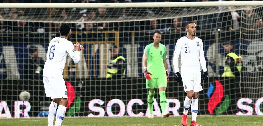 Ζέκα για το δεύτερο γκολ της Βοσνίας: «Ο Βλαχοδήμος ζήτησε τρεις παίκτες στο τείχος, εγώ ήμουν εκεί»