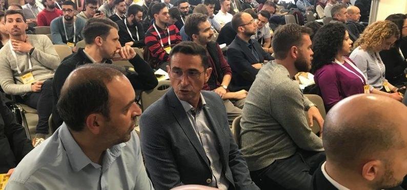 Ο Χιμένεθ και το τιμ του στο Ιατρικό Συνέδριο της ΑΕΚ