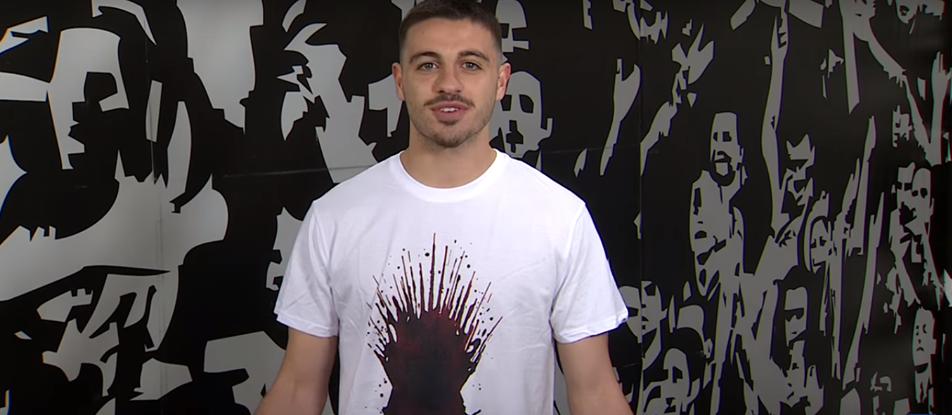 H AEK στηρίζει την εθελοντική αιμοδοσία της Nova (VIDEO)