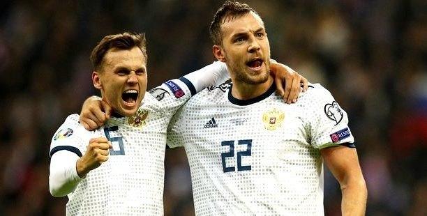 Προκριματικά Euro 2020: «Πάρτι» Ρωσίας στο Καζακστάν, πρώτη νίκη για Ουαλία