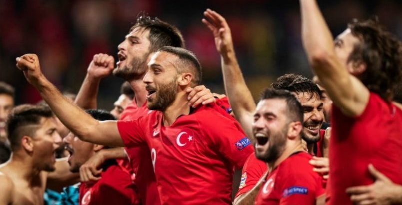 Περίπατο... η Τουρκία, «τεσσάρα» στη Μολδαβία