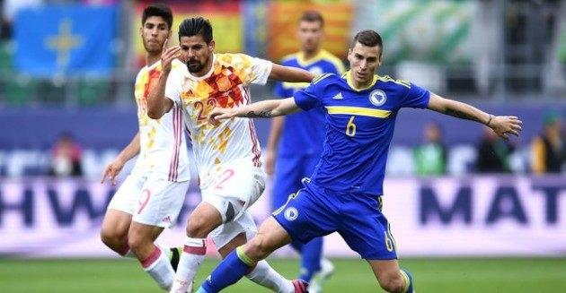 Βράνιες: «Εγώ είμαι ο ένοχος για το 2-2 της Βοσνίας με την Ελλάδα» (ΦΩΤΟ)