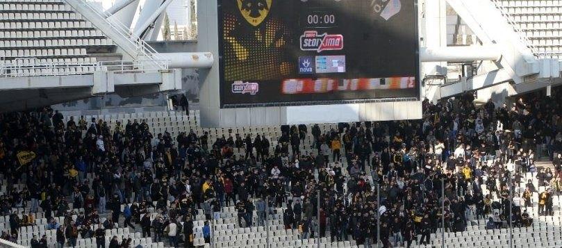 Κυκλοφόρησαν τα εισιτήρια για το τελευταίο εντός έδρας ματς της ΑΕΚ με την Λάρισα
