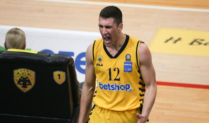 Λαρεντζάκης: «Κάναμε αμυντικά λάθη, θα βάλουμε τα δυνατά μας στο επόμενο ματς»