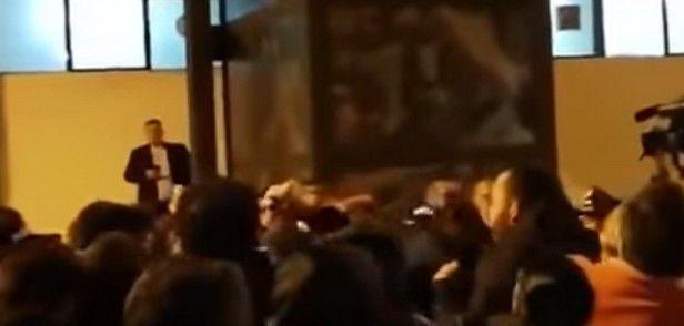 Οι οπαδοί της Πόρτο τα... έχωσαν σε παίκτες και Κονσεϊσάο (VIDEO)