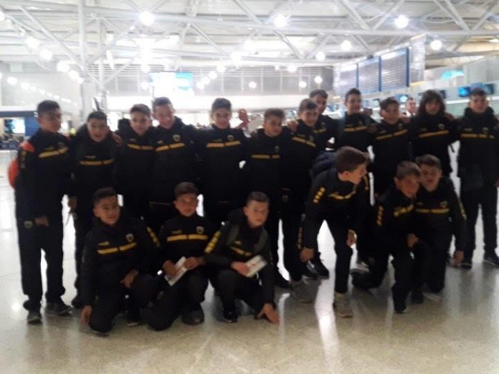 Στην Σμύρνη η Κ12 της ΑΕΚ για το μεγάλο τουρνουά