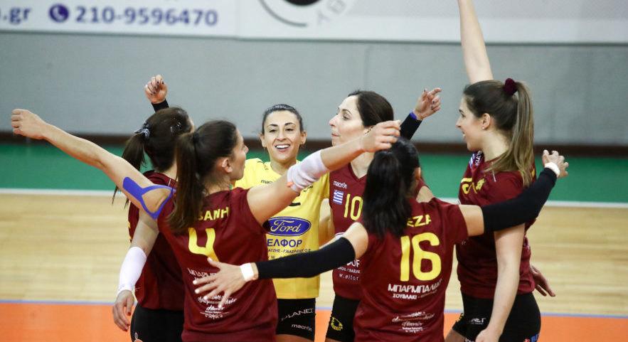 Η αφίσα για το Final-4 του κυπέλλου στις Σέρρες (ΦΩΤΟ)