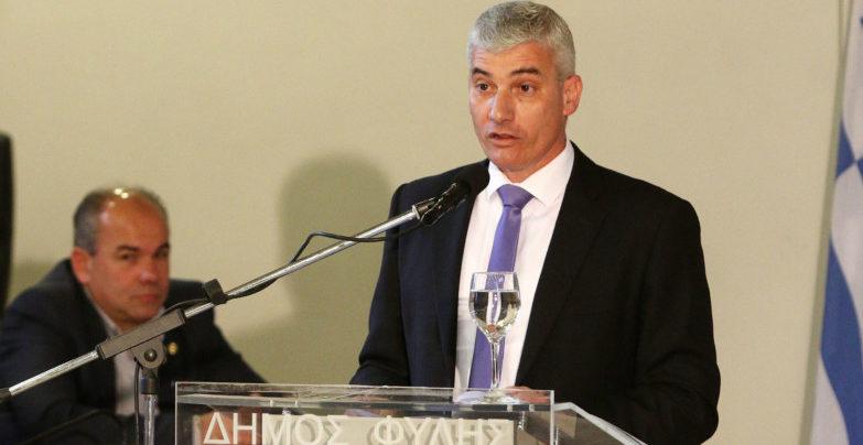 Γιώργος Πραχαλιάς:  ο ερχομός της ΑΕΚ στα Άνω Λιόσια, είναι το «κερασάκι στην τούρτα», ενός τεράστιου πρότζεκτ στην περιοχή…