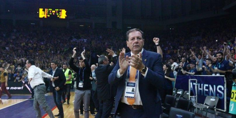 Παρελθόν για την ΑΕΚ τo ban της FIBA!
