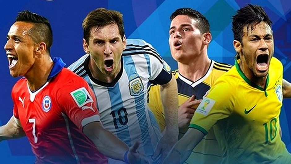 Στην ΕΡΤ το Copa America