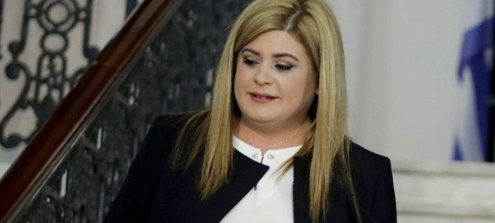 Χόρεψε ποντιακά η Υφυπουργός Εσωτερικών! (VIDEO)