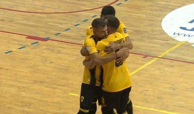 Με Παναθηναϊκό η ΑΕΚ στους τελικούς του Futsal!