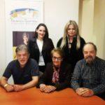 Οι συναντήσεις του Γιάννη Βούρου με εκπροσώπους πολιτιστικών συλλόγων της Νέας Φιλαδέλφειας (ΦΩΤΟ)