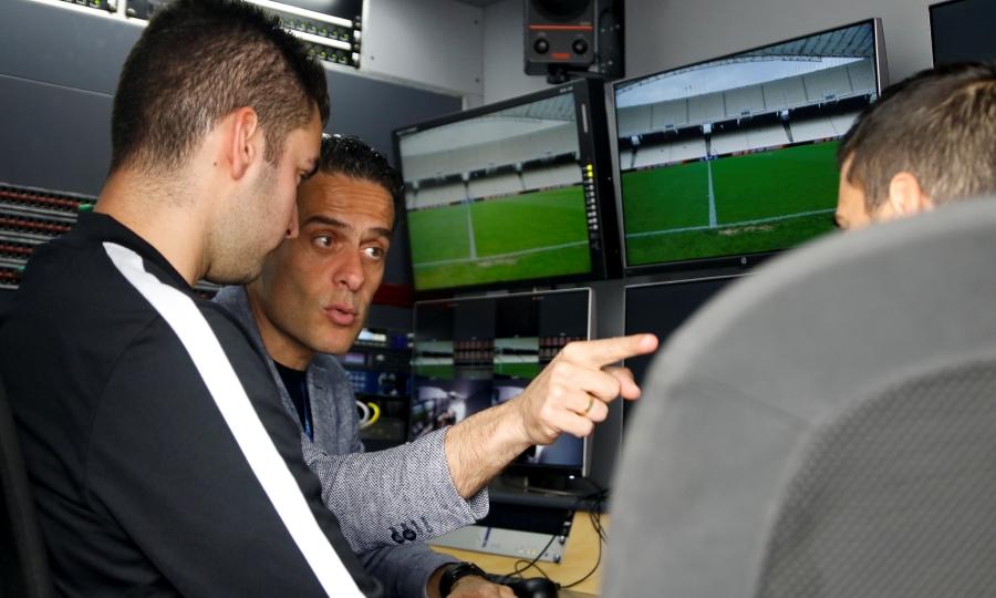 Κουκουλάκης: «Περιμένουμε την τελική έγκριση για το VAR στον τελικό ΑΕΚ-ΠΑΟΚ»