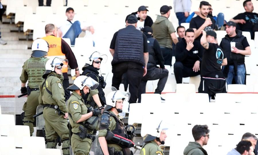 Αθωώνει την ΑΕΚ η έκθεση της αστυνομίας για τον τελικό του Κυπέλλου (ΦΩΤΟ)