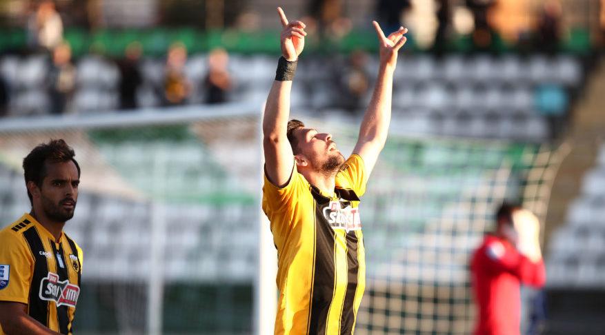 Μπακασέτας: «Ενωμένοι να κατακτήσουμε το Κύπελλο, η ΑΕΚ δε μπορεί να αντέξει τρίτο χαμένο τελικό»