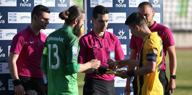 Ζησόπουλος: «Τελείωσαν όλα μόλις δεχθήκαμε το πρώτο γκολ από την ΑΕΚ»