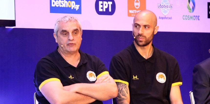 Πεδουλάκης: «Το Περιστέρι έδωσε μια νέα πρόταση στο ελληνικό μπάσκετ»