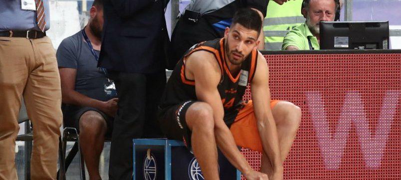 Κασελάκης: «Πιστεύω ότι η σειρά με την ΑΕΚ θα είναι μεγάλη»