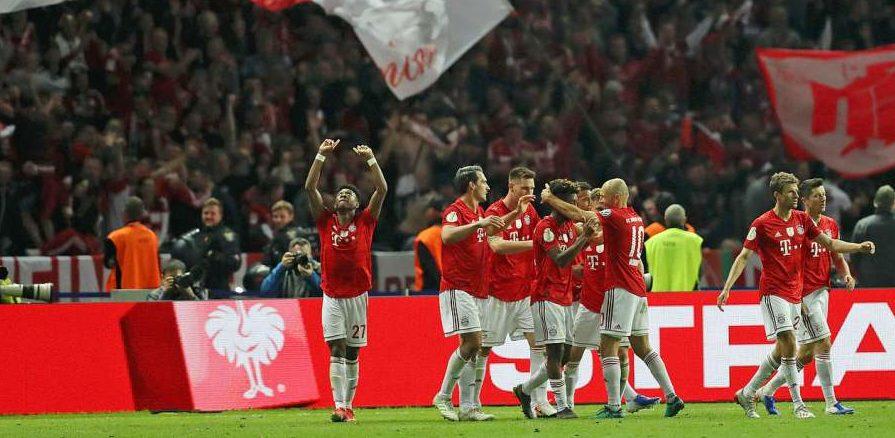 Εκανε το νταμπλ η Μπάγερν Μονάχου, 3-0 τη Λειψία στον τελικό!