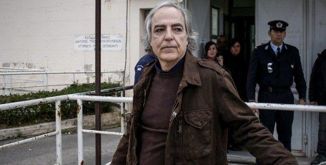 Απορρίφθηκε το αίτημα άδειας στον Δημήτρη Κουφοντίνα
