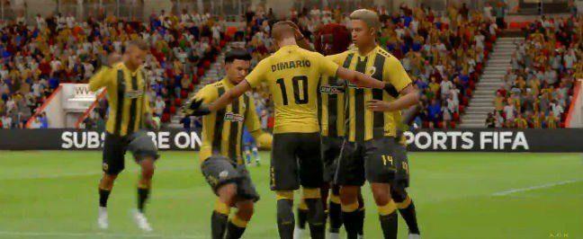 Ευρεία νίκη της ΑΕΚ στο Κύπελλο του Esports