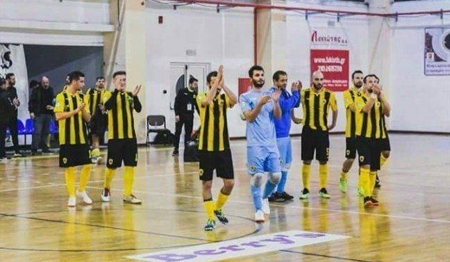 Ώρα τελικού για την ΑΕΚ στο Futsal!