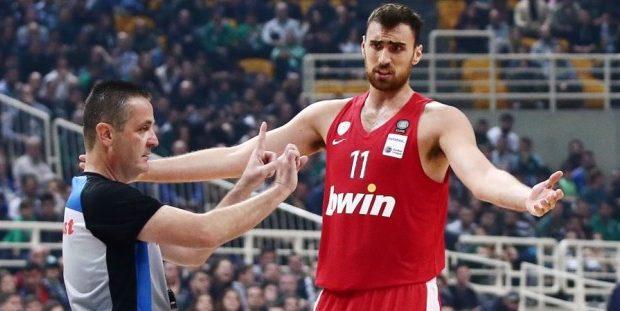 Τέλος οι... χάρες της ΚΕΔ σε Ολυμπιακό: Σφυρίζει ο Αναστόπουλος με Προμηθέα!