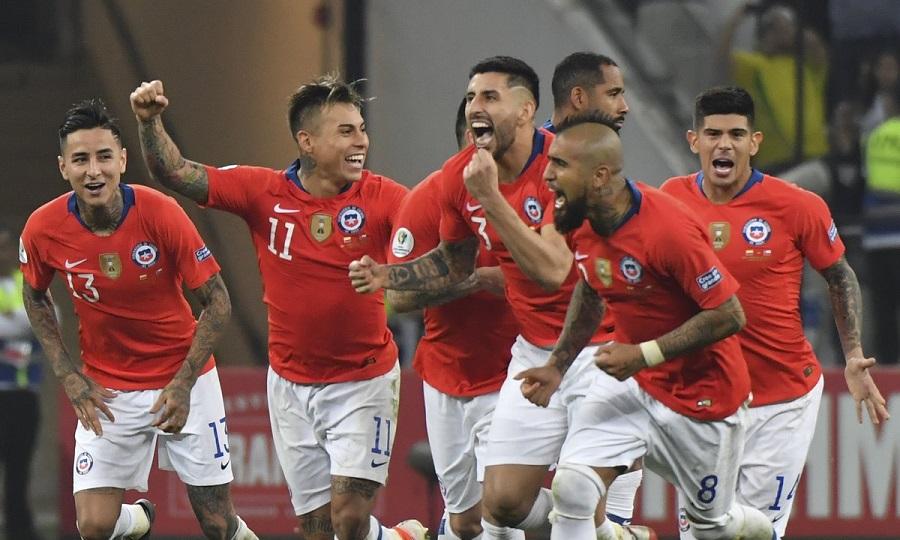 Πρόκριση από την... βούλα για τη Χιλή