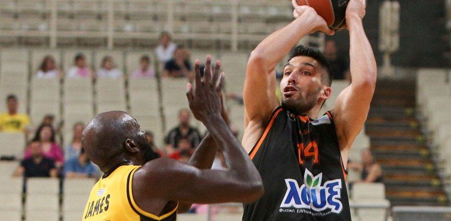 Kασελάκης: «Ημασταν καλύτεροι από την ΑΕΚ»