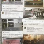 Απίστευτη τρομοκρατία στην Νέα Φιλαδέλφεια: Γέμισαν την πόλη με φυλλάδια κατά της ΑΕΚ και του Βούρου (ΦΩΤΟ)