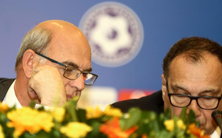 Στο συνέδριο της FIFA θα βρεθούν Γραμμένος και Δέδες