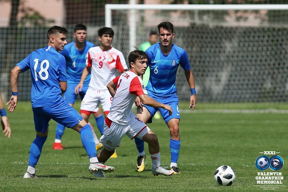 Βασικοί με την Εθνική Κ19 οι παίκτες της ΑΕΚ Τσέλιος και Αρβανίτης (ΦΩΤΟ)