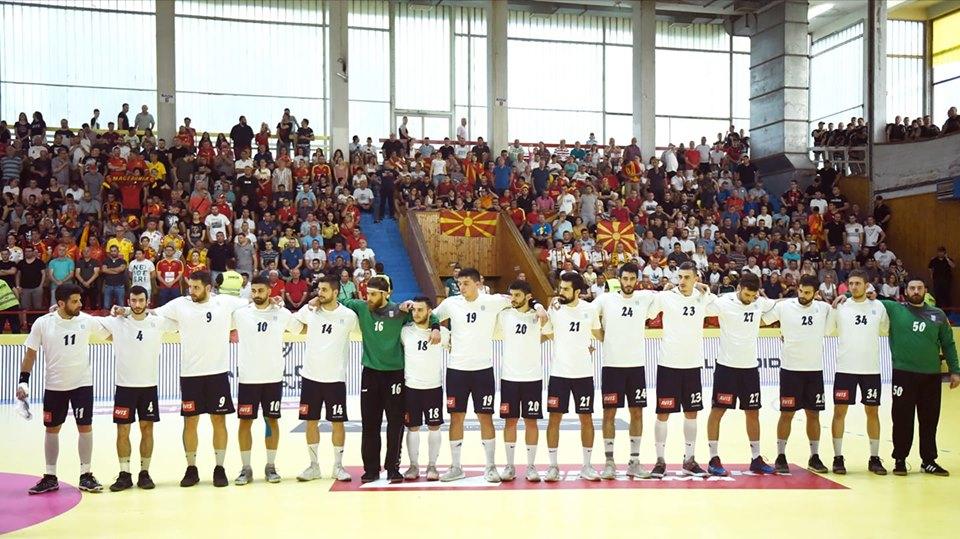 Συγχαρητήρια της Ερασιτεχνικής ΑΕΚ στους διεθνείς του χάντμπολ (ΦΩΤΟ)